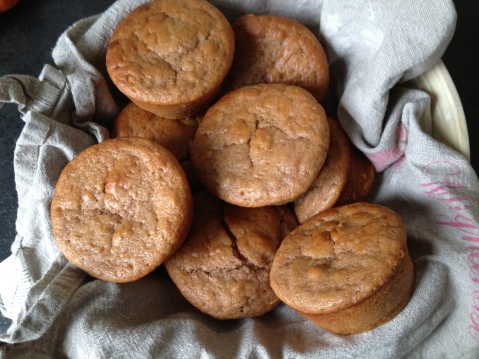 muffins aux schokos bons